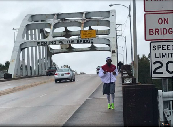 Alabama band director jogs 415 miles to New Orleans to raise $80,000 for Sugar Bowl field trip
