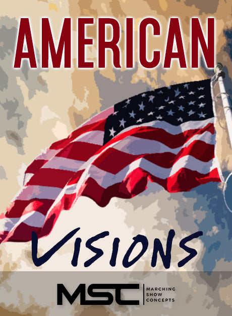 American Visions (Gr. 4)(7m50s)(64 sets)