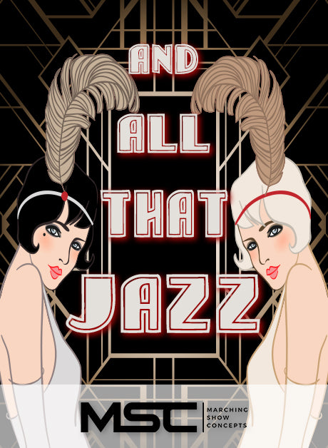 And All That Jazz (Gr. 1)(2m11s)(24 sets)