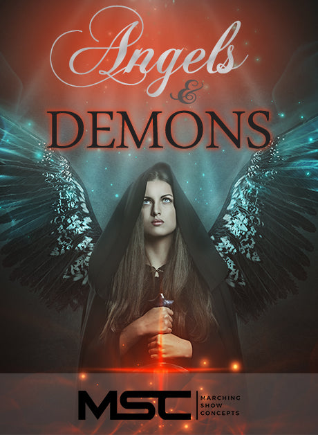 Angels and Demons (Gr. 3)(7m09s)(38 sets)