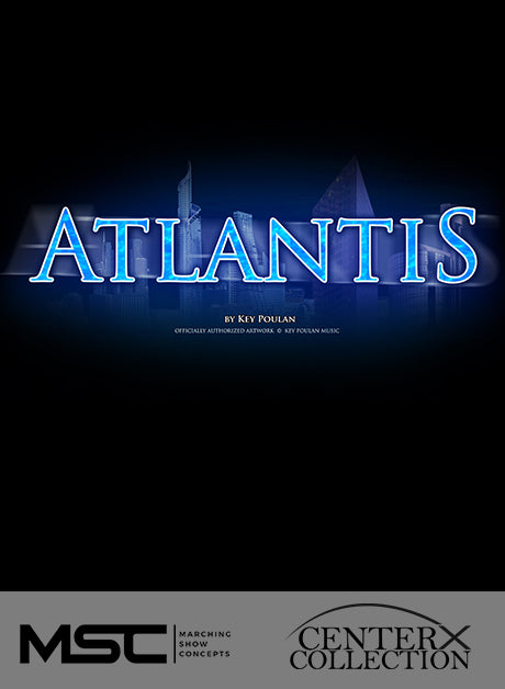 Atlantis - Marching Show Concepts