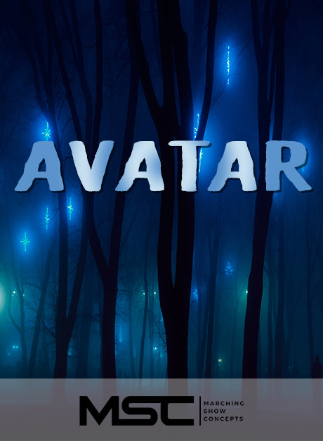 Avatar (Gr. 3)(7m07s)(39 sets) - Marching Show Concepts