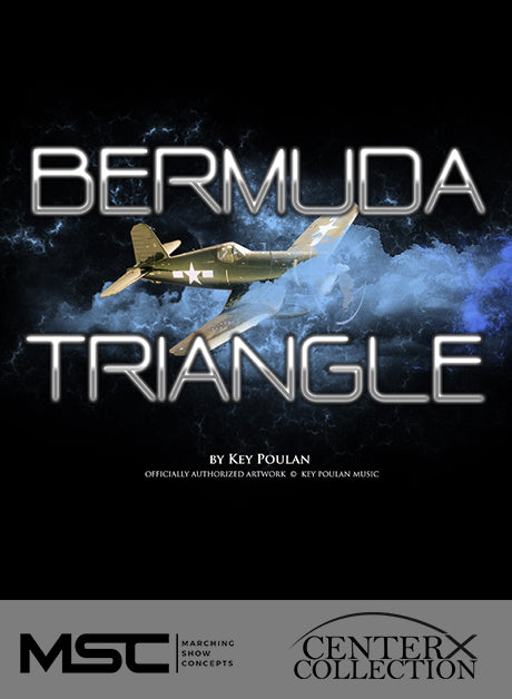 Bermuda Triangle - Marching Show Concepts