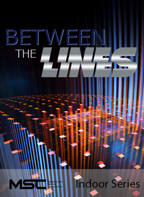 Between the Lines - Marching Show Concepts