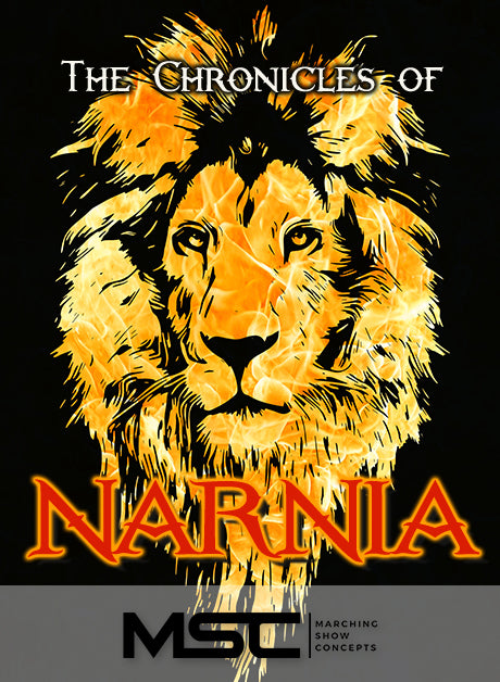 Chronicles of Narnia (The) (Gr. 3)(7m00s)(35 sets) - Marching Show Concepts