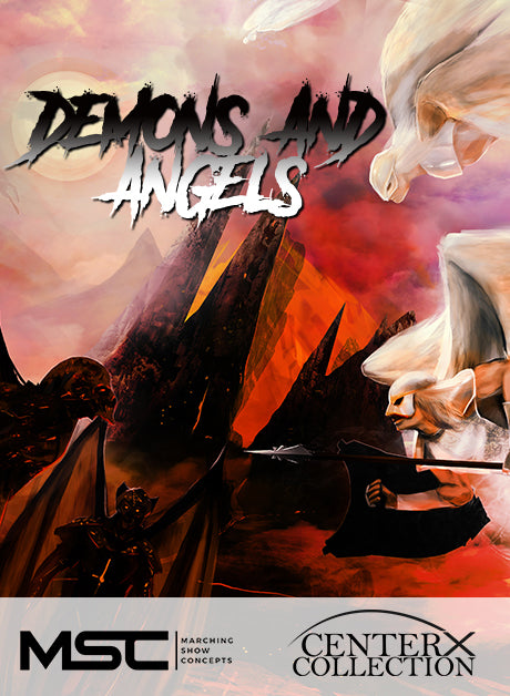 Demons and Angels (Grade 4) - Marching Show Concepts