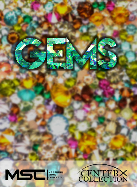 Gems (Grade 3) - Marching Show Concepts