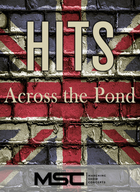 Hits Across the Pond (Gr. 2)(6m35s)(27 sets)