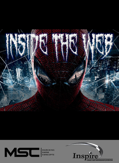 Inside the Web (Grade 3.5) - Marching Show Concepts