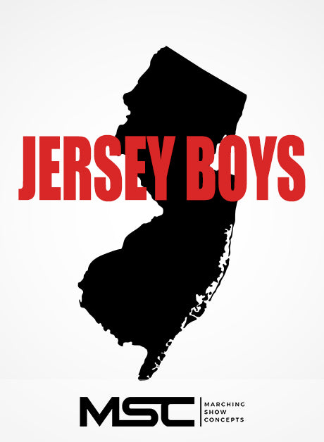 Jersey Boys (Gr. 2)(6m23s)(23 sets) - Marching Show Concepts