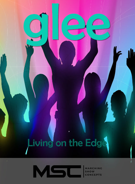 Living On The Edge: Glee! (Gr. 2)(7m06s)(26 sets)