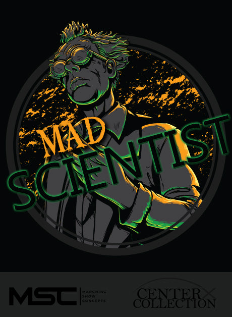 Mad Scientist (Grade 4) - Marching Show Concepts
