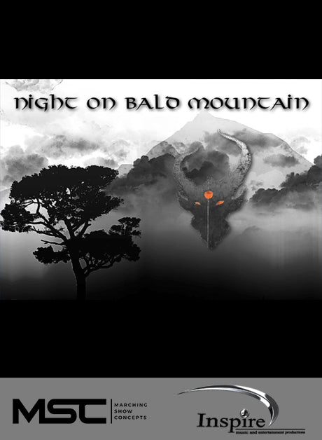 Night on Bald Mountain (Grade 3.5) - Marching Show Concepts