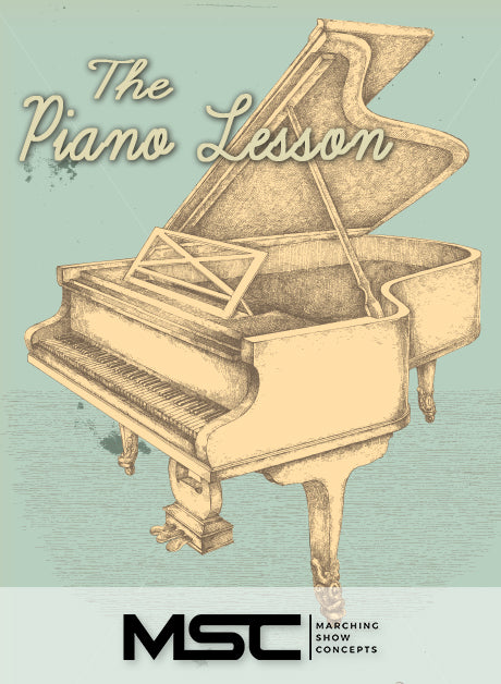 Piano Lesson (The) (Gr. 3)(6m39s)(41 sets) - Marching Show Concepts