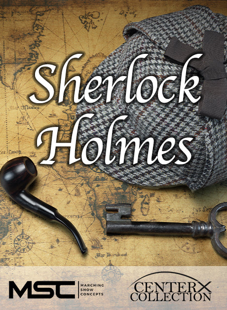 Sherlock Holmes (Grade 3) - Marching Show Concepts