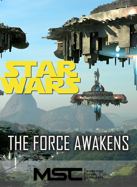 Star Wars: The Force Awakens (Gr. 2)(6m53s)(20 sets)