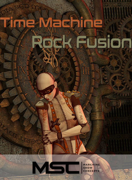Time Machine: Rock Fusion (Gr. 3)(7m16s)(46 sets)