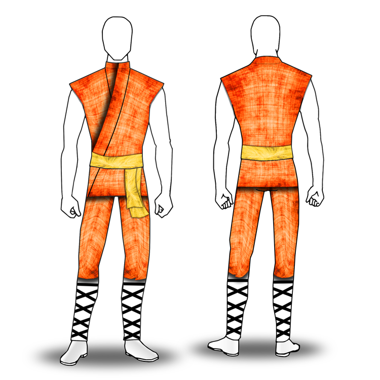 Warrior Within - Marching Show Concepts