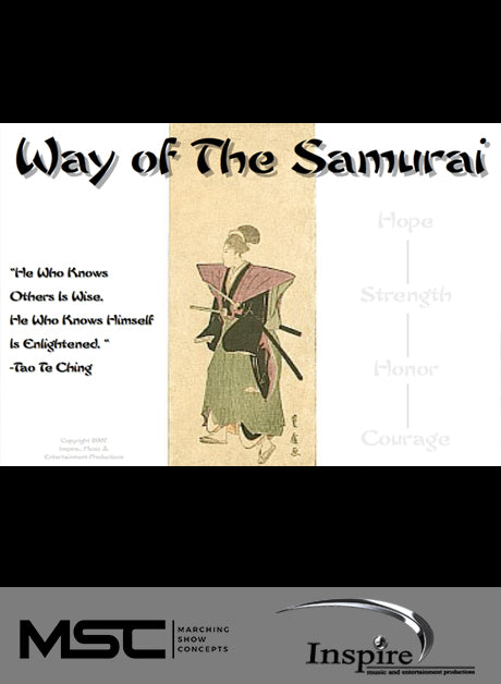 Way of the Samurai (Grade 3.5) - Marching Show Concepts