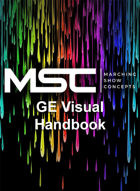GE Visual Handbook - Marching Show Concepts