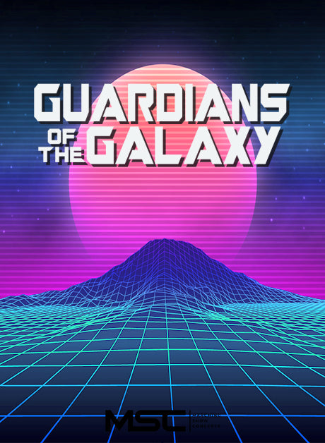 Guardians of the Galaxy (Gr. 1)(7m06s)(15 Sets) - Marching Show Concepts