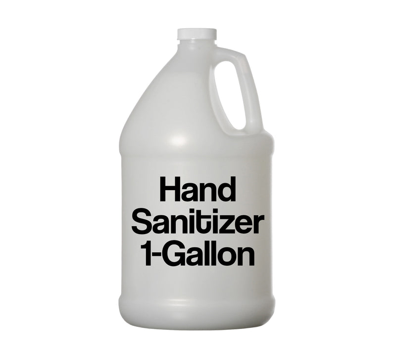 Hand Sanitizer - Marching Show Concepts