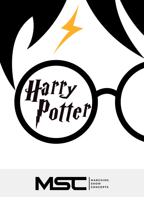 Harry Potter (Gr. 2)(6m27s)(25 sets) - Marching Show Concepts