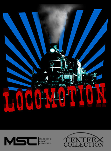 Locomotion - Marching Show Concepts