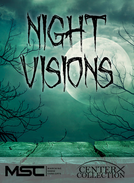 Night Visions (Grade 4) - Marching Show Concepts