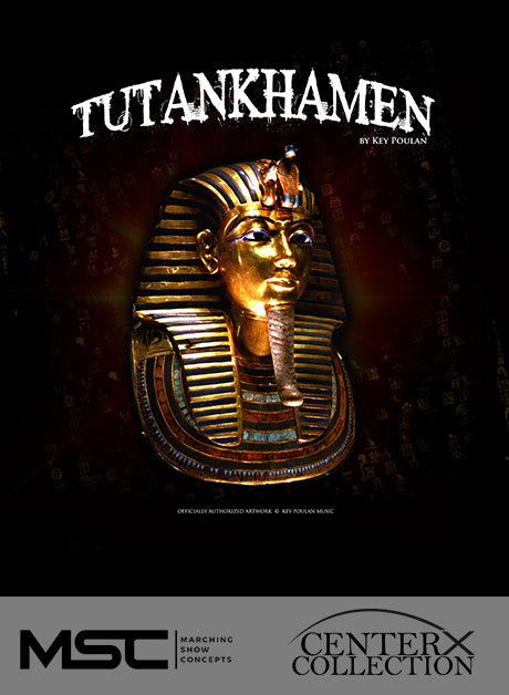Tutankhamen - Marching Show Concepts