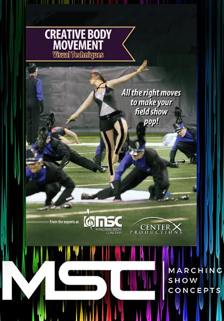 Creative Body Movement DVD - Marching Show Concepts