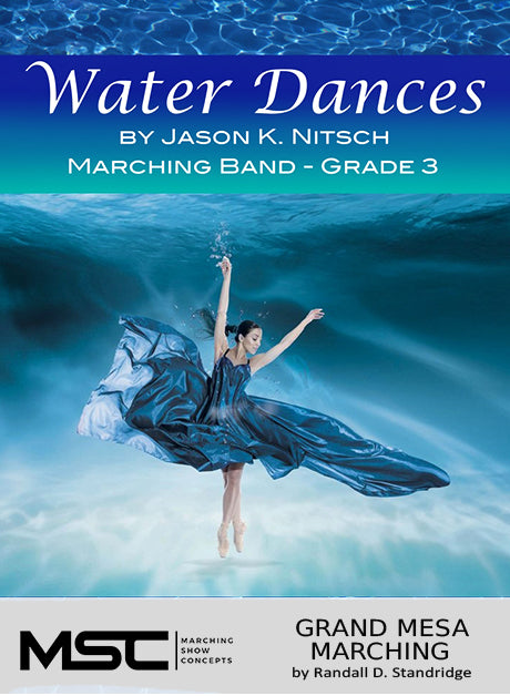 Water Dances - Marching Show Concepts