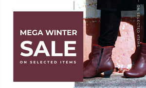Our Winter Sale Is Now On!