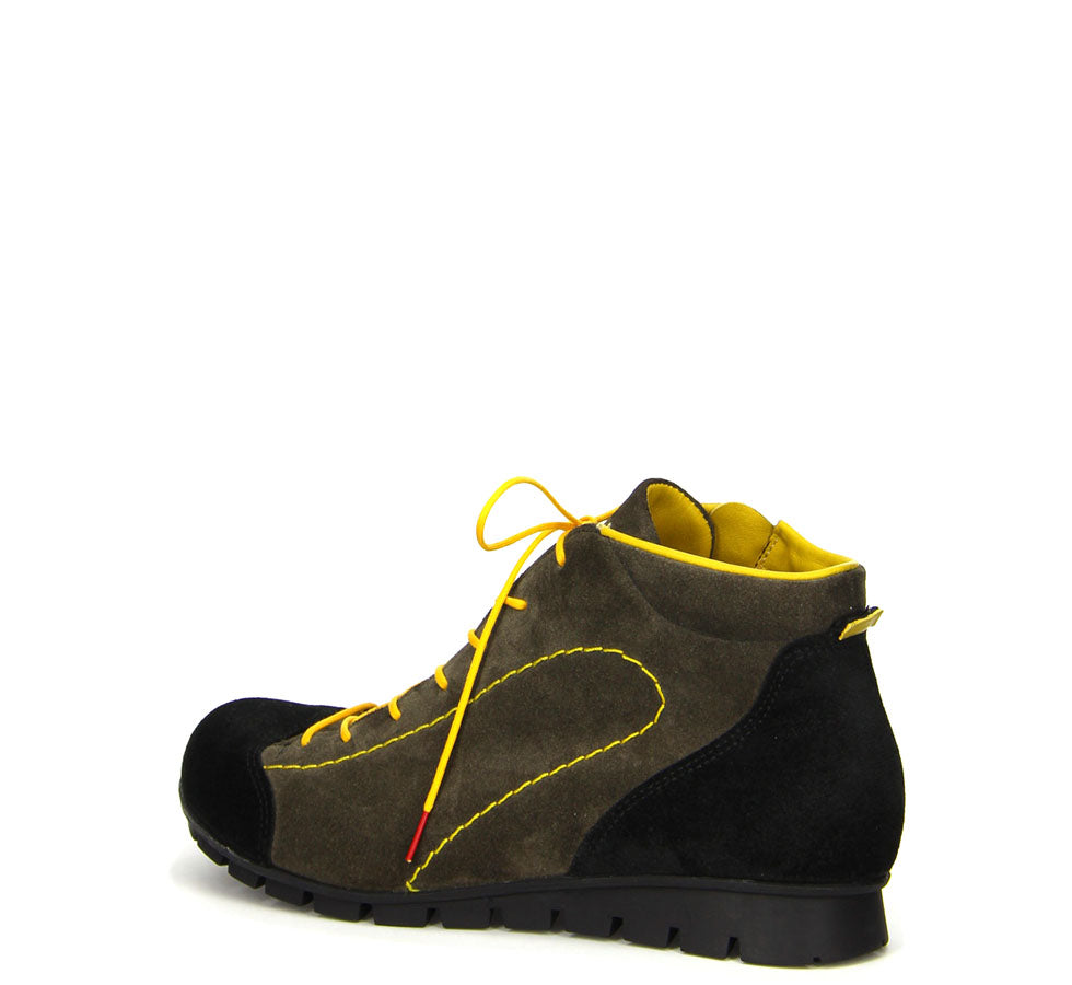 Ladies MENSCHA Lace-Up Ankle Boot