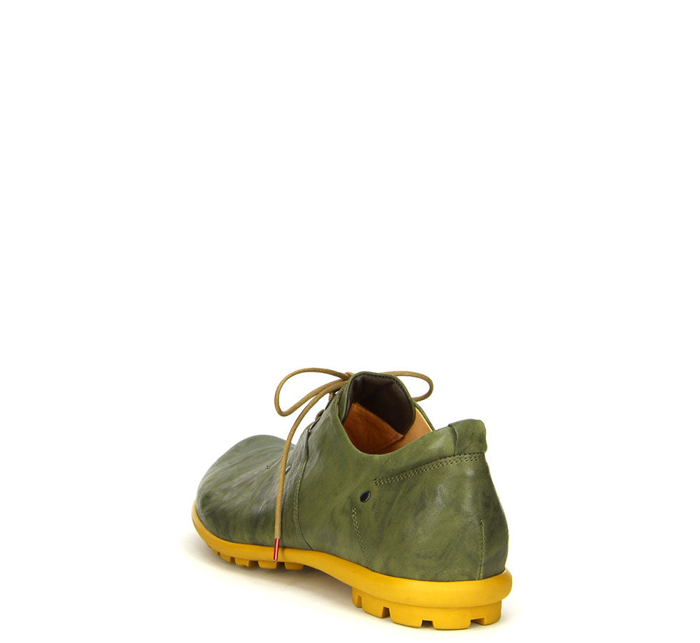 Men's Kong Lace-Up Green