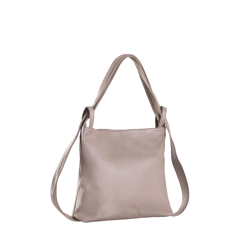 Shoulder Handbag Beige