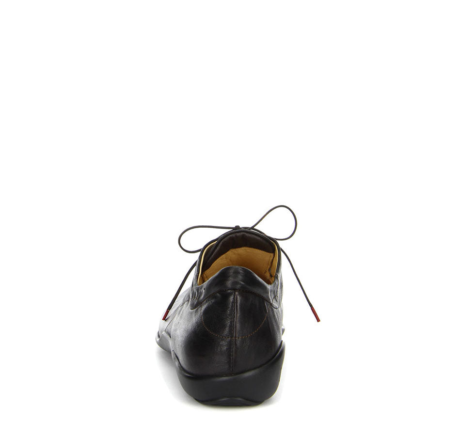 Men's STONE Lace-Up Brown