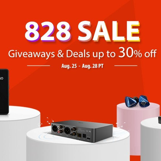 828 Sale Celebration Sale and Giveaways