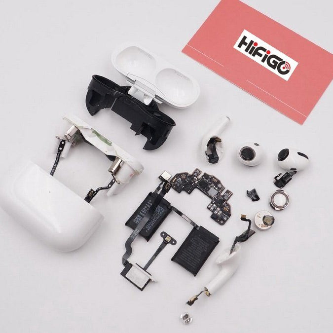 AirPods Pro Deep Dive Teardown | Hifigo