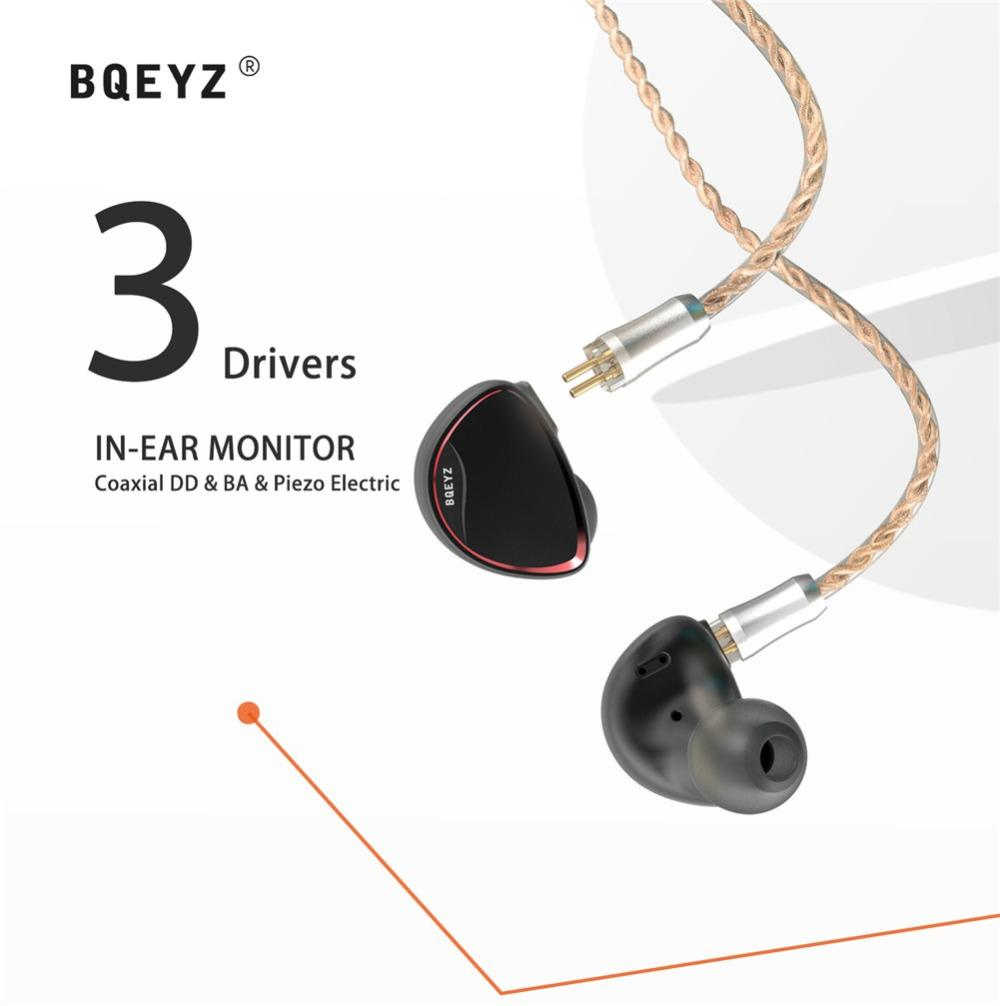 BQEYZ Spring 2 announced - a New Triple Hybrid IEM From BQEYZ