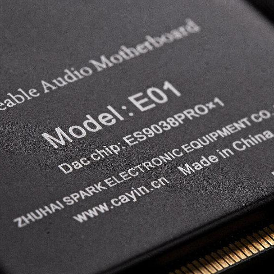 Cayin E01 Motherboard for N6ii unveiled | Hifigo
