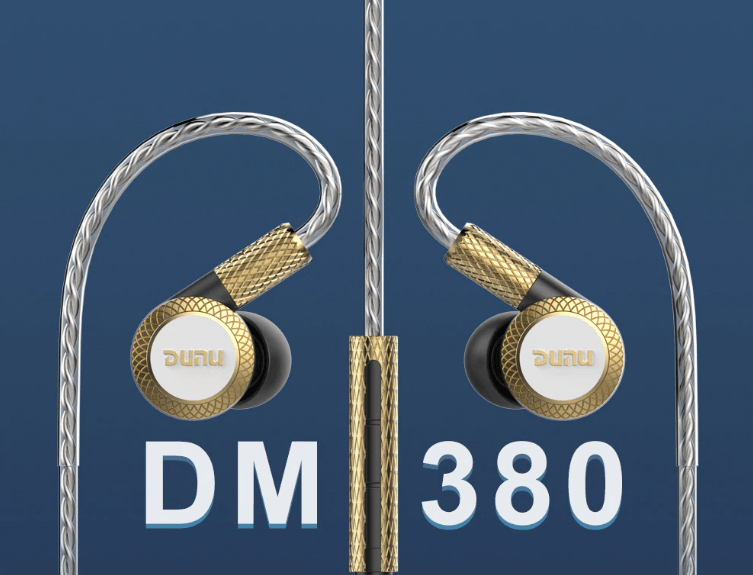 Dunu DM380 DM480 Entry-Level Hybrid Earphones Made First Appearance in Japan | Hifigo