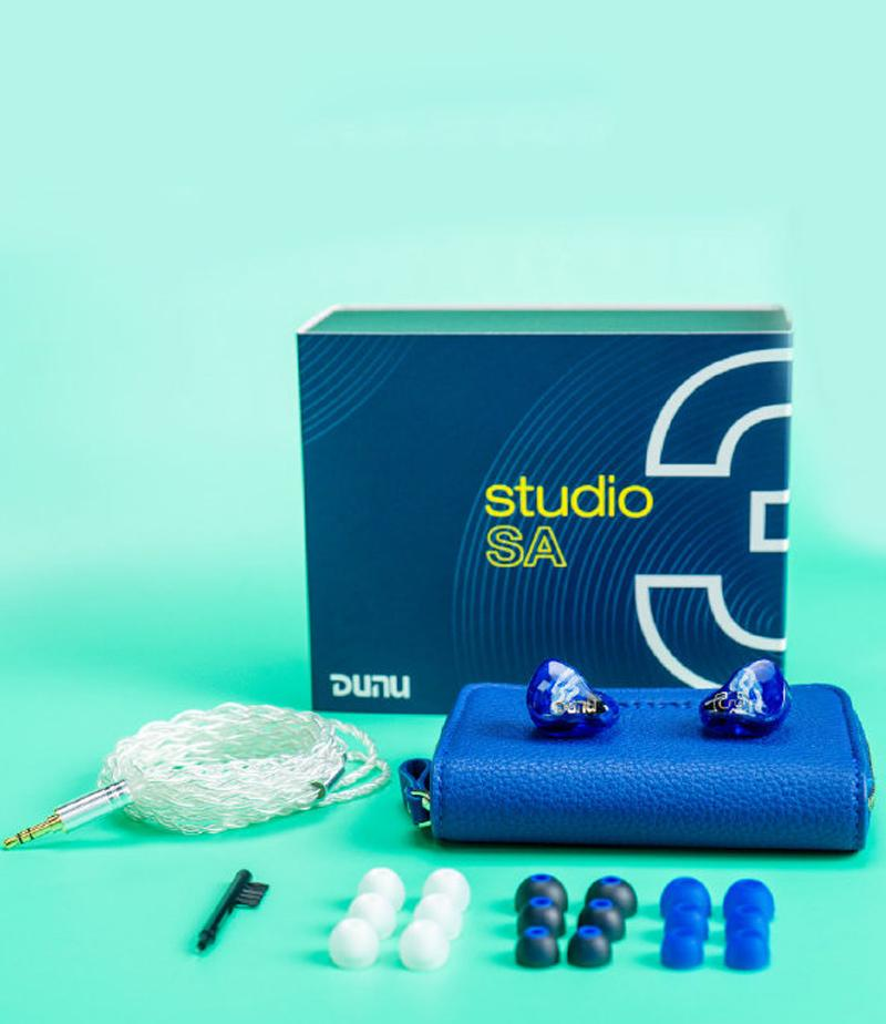 DUNU Latest Studio SA3 Budget Friendly IEM Released!!