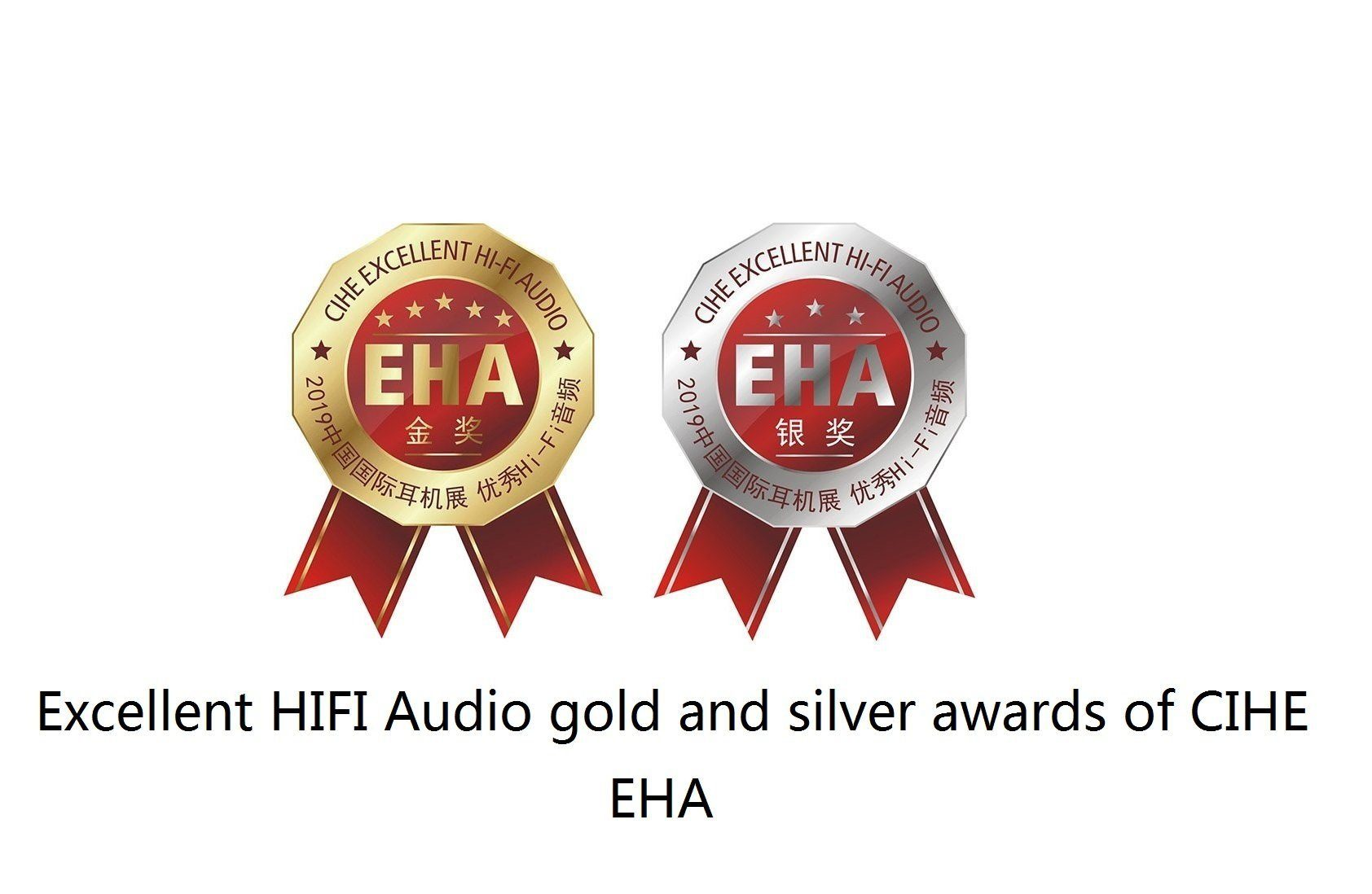 Excellent HIFI audio Awards in 2019 China International Headphone Exhibition | Hifigo