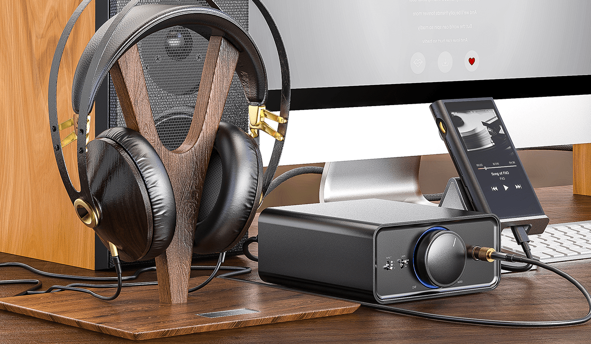 FiiO Announces Its first Desktop DAC Amplifier: K5 PRO, now