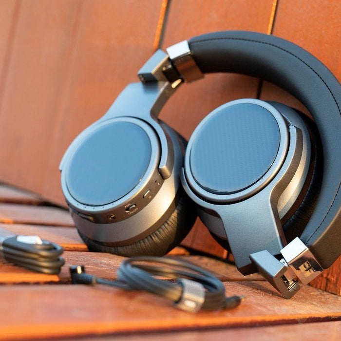 Fiio EH3 NC ANC Wireless Bluetooth Headphone Stereo Review | Hifigo