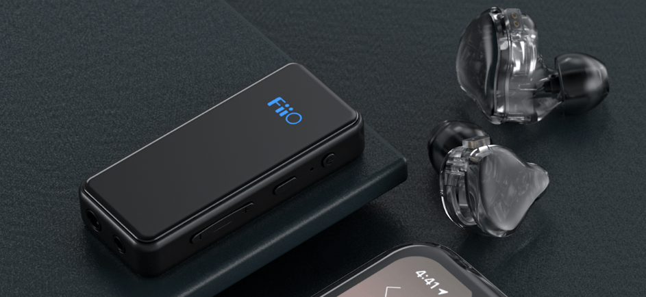 FiiO releases new firmware V1.2 for BTR3K