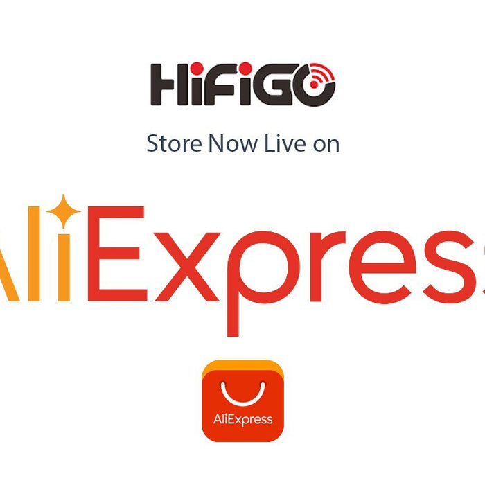 Hifigo Store Now Live On Aliexpress