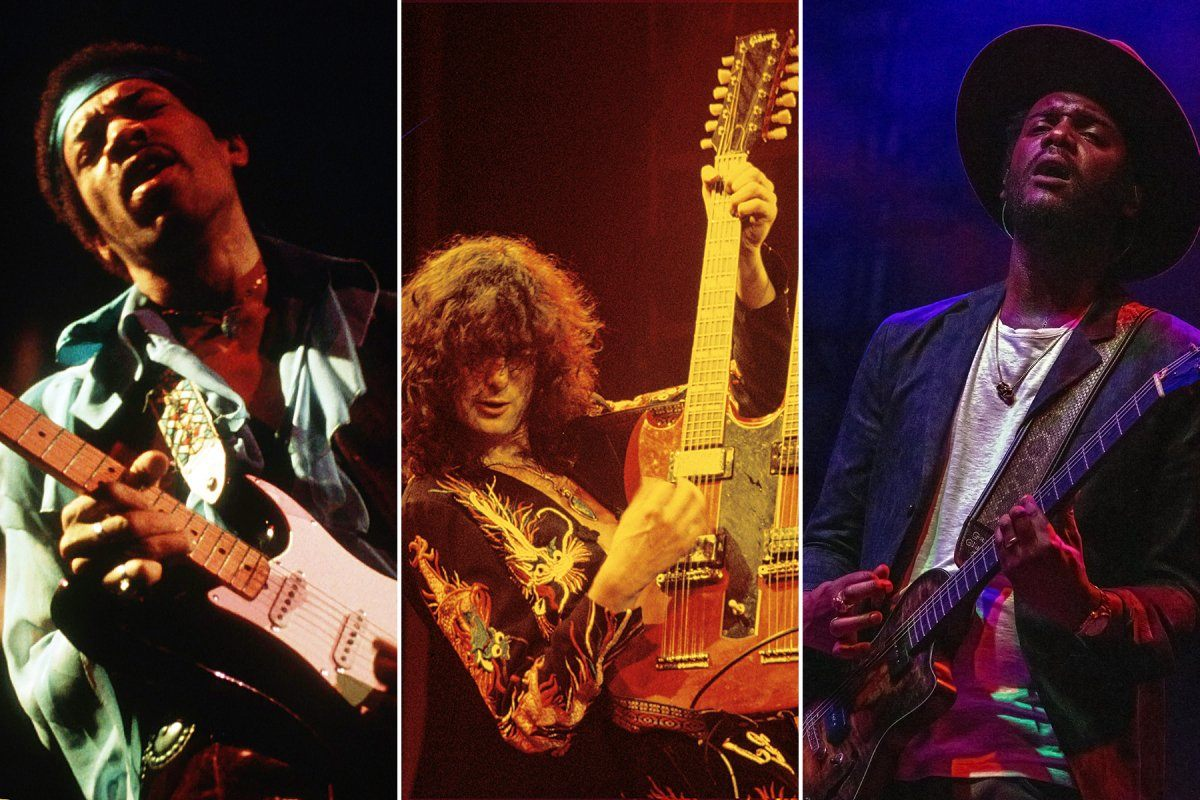 How These Guitar Gods Started Their Musical Journey