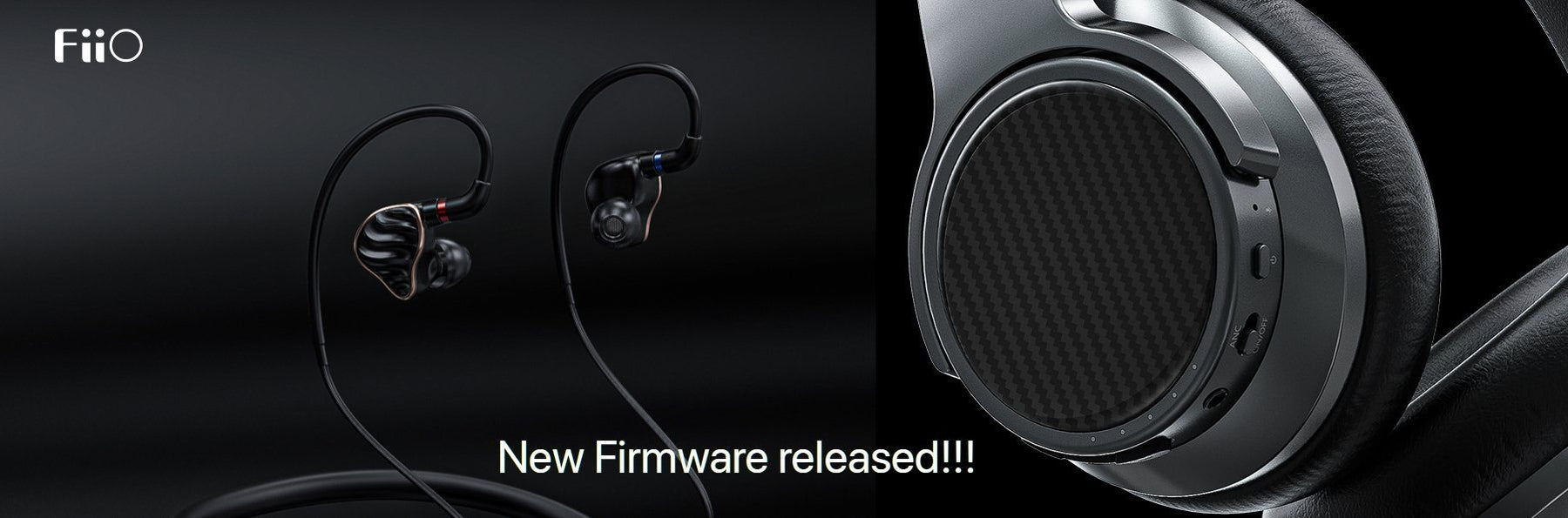[New firmware] FiiO releases the new firmware for LC-BT2 and EH3NC! New Bluetooth renaming Function, various improvements!